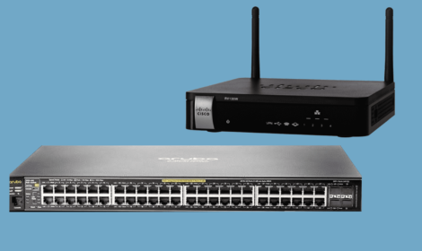 Switch y Router